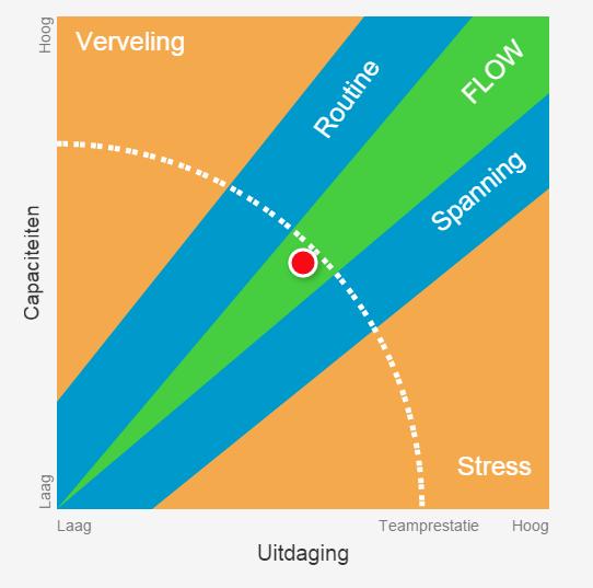 Flow ervaring van medewerkers vergroten en Flow motivatie vergroten