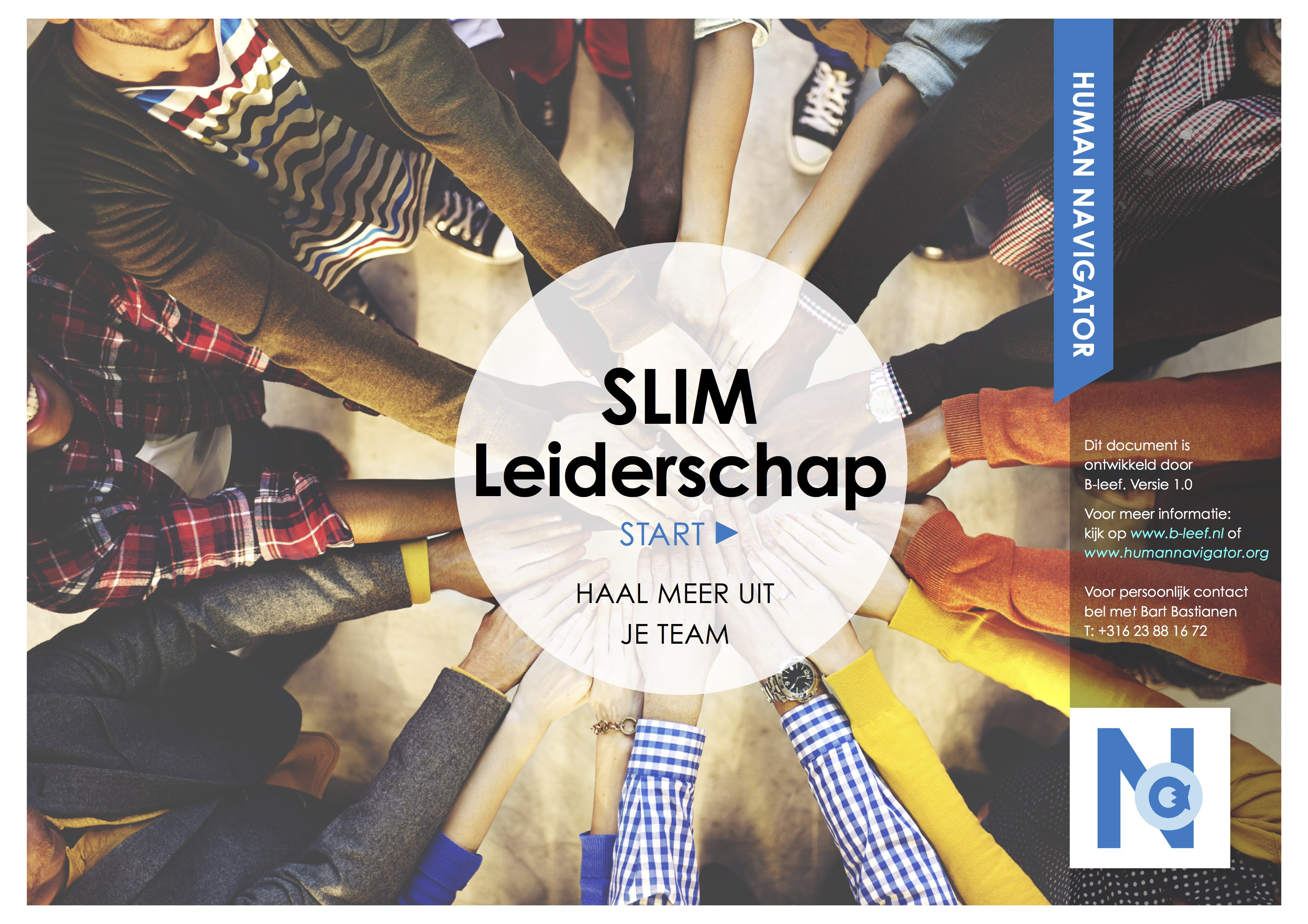 SLIM leiderschap stuurt op eigenaarschap