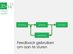 feedback model gedrag